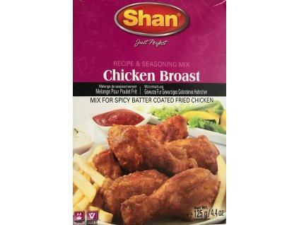 Shan Kuřecí Broast Mix 125g