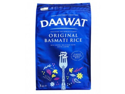 Daawat Tradiční Basmati Rýže 5Kg