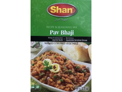 Shan Pav Bhaji 60g