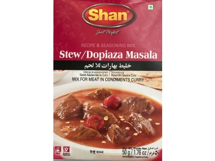 Shan Stew/Dopiaza Masala 50g