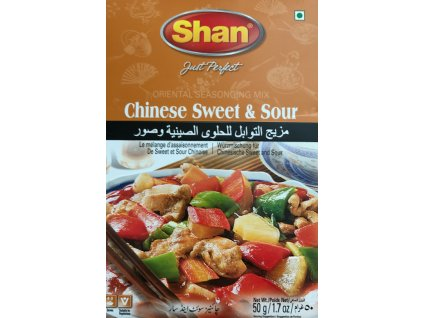 Shan Chinese Sladko-Kysela Směs 50g