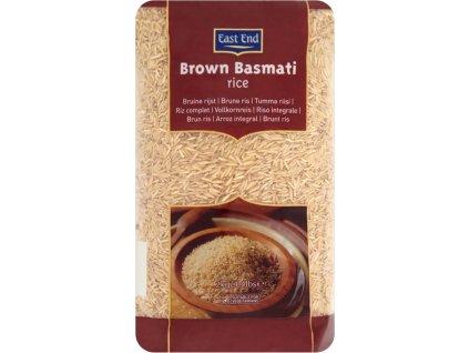 East End Hnědá Basmati Rýže 2kg