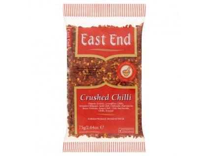 East End Drcené Čili 75g