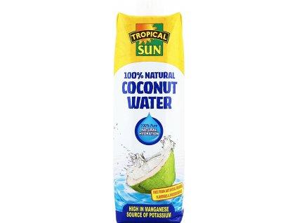 Tropical Sun Přírodní Kokosová Voda 1l