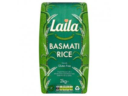 Laila Basmati Rýže 2Kg