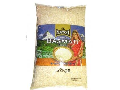 Natco Basmati Rýže 2Kg