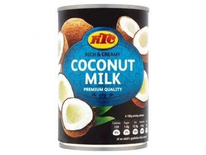 KTC Kokosové Mléko 400ml