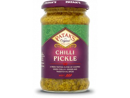 Patak's Chilli Pickle 283g