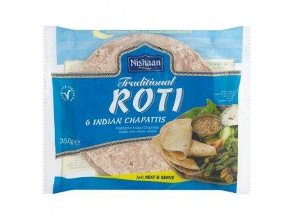 Nishaan Tradiční Roti Placky