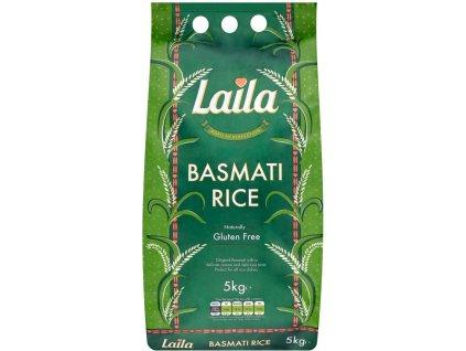 Laila Basmati Rýže 5Kg
