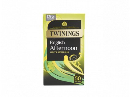 Twinings English Afternoon 50Ks