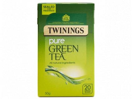 Twinings Zelený čaj 20ks