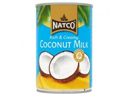 Natco Kokosové Mléko 400ml