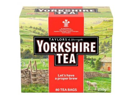 Yorkshire Tea 80ks