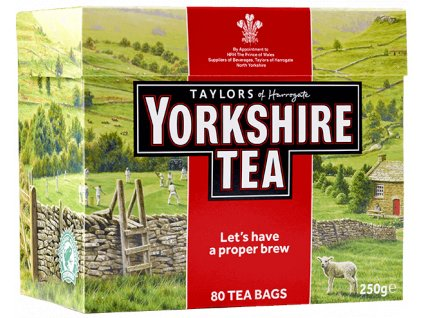 Yorkshire Tea 40ks