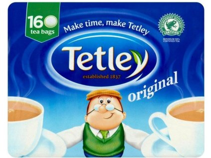 Tetley Original 160