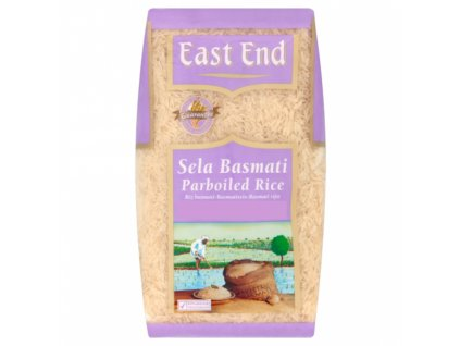East End Sela Basmati Rýže 2kg