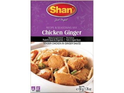 Shan směs zázvoru&kuřete
