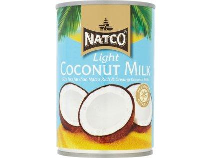 Natco Lehké Kokosové Mléko 400ml