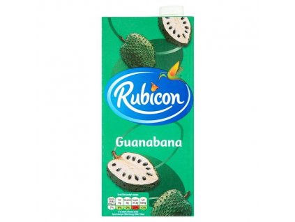Rubicon Guanabana 1L