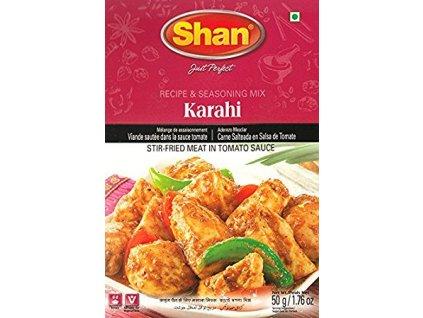 Shan Karahi Směs 50g
