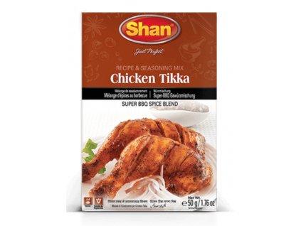 Shan Tikka B.B.Q Směs 50g