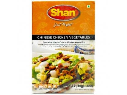 Shan Čínská směs na přípravu zeleniny