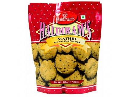 Haldirams Mathri Snack 200g