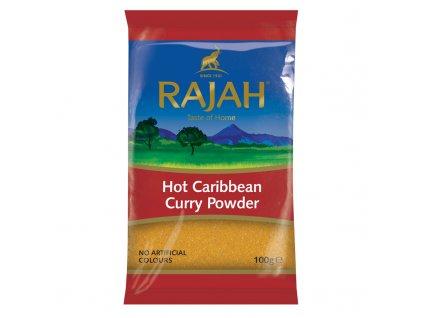Rajah Pálivé Karibské Kari 100g