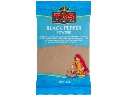 TRS Mletý černý pepř 100g