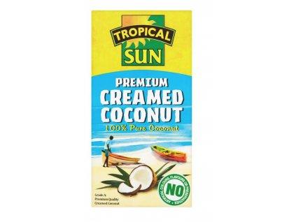 Tropical Sun Kokosový krém 200g