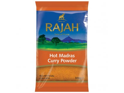 Rajah Madras Pálivá Kari Směs 100g