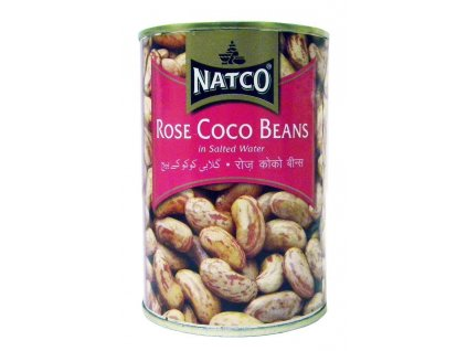 Natco Rose Coco Beans 400g