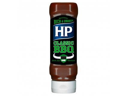 HP BBQ Kouřová Omáčka 465g