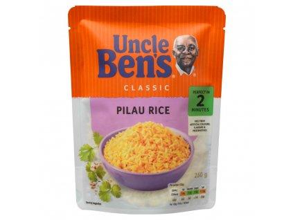 Uncle Ben's Stačí ohřát Pilau Rýže 250g