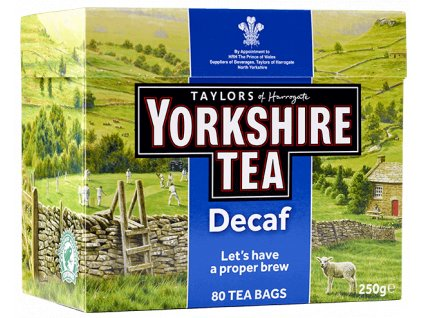 Yorkshire Tea Decaf 40ks