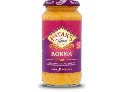 Patak's Korma omáčka na vaření 450g
