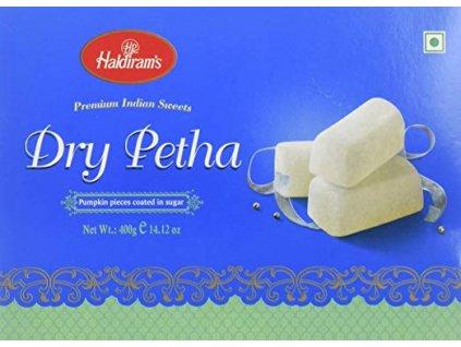 Tradiční indický dezert Dry Petha