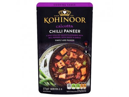 Kohinoor Chilli Paneer Omáčka 300g