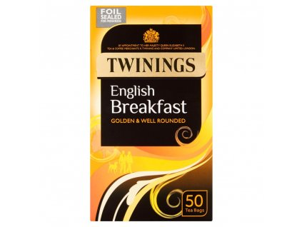 Twinings English Breakfast 50ks