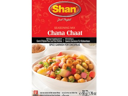 Shan Chana Chaat Mix 50g
