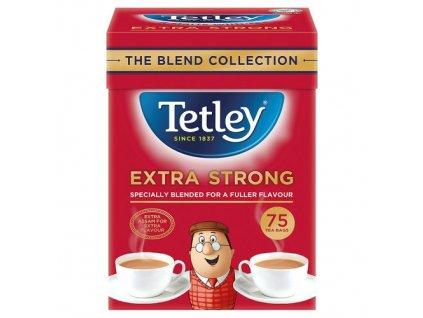 Tetley Extra Silný černý čaj
