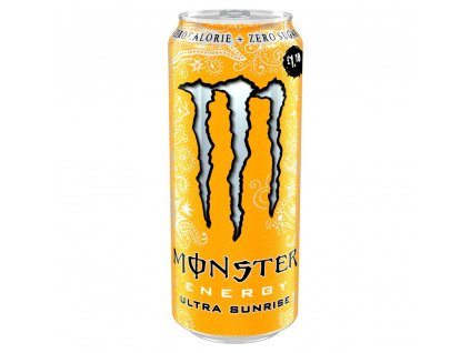 Monster Sunrise 500ml