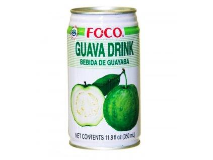 Foco Guava nápoj 350Ml
