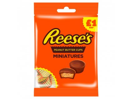 Reeses Miniatures 72g