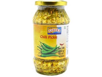 Ashoka Chilli Pickle 480g