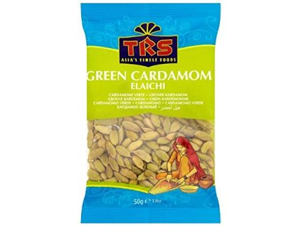 Trs Cardamoms Green 50g