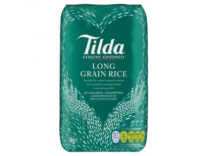 Tilda dlouhozrnná Rýže 2Kg