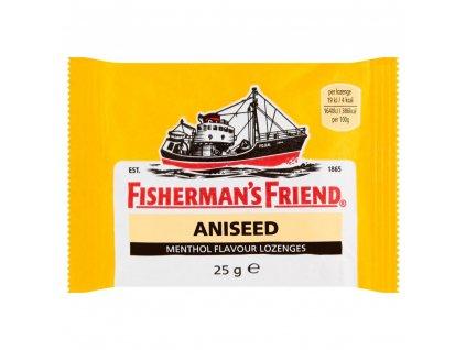 Fishermans Friend bonbóny s anýzem