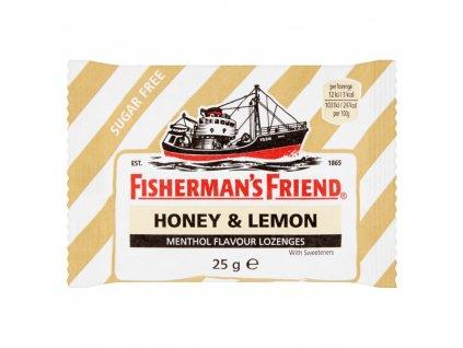Fishermans Friend bonbóny med&citrón